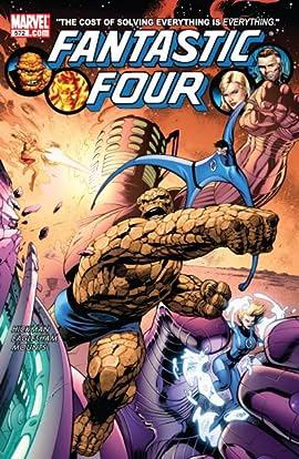 Fantastic Four (1998-2012) #572