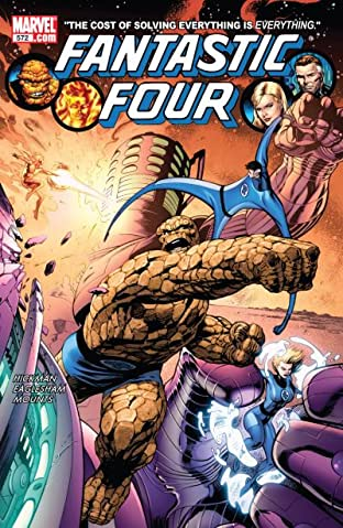 Fantastic Four (1998-2012) No.572