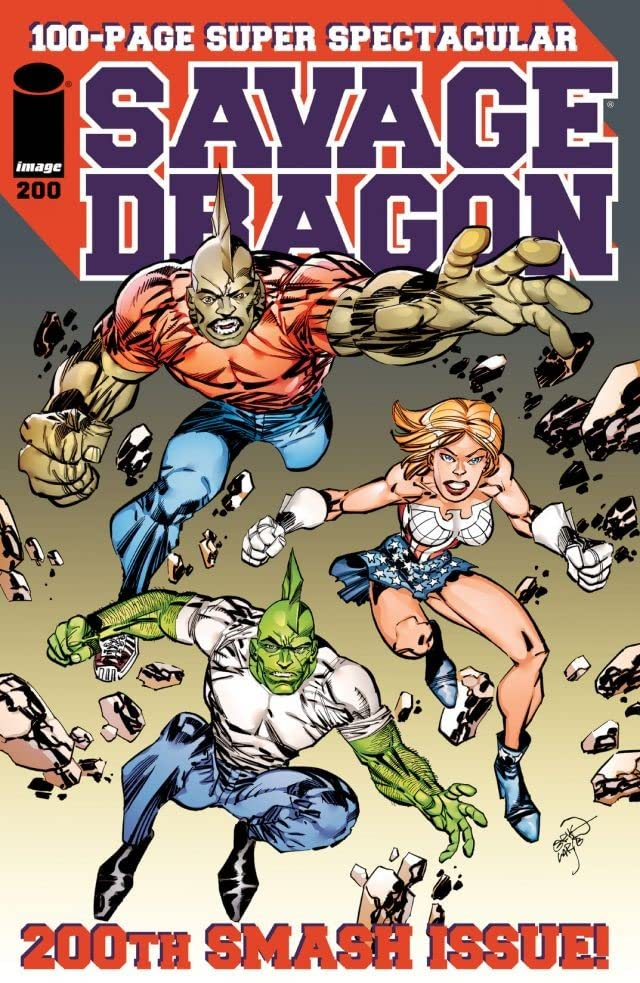 Savage Dragon #200