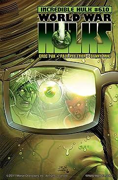 Incredible Hulk (2009-2011) #610