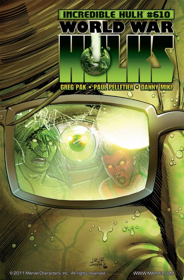 Incredible Hulk (1999-2008) #610