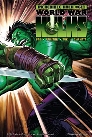 Incredible Hulk (2009-2011) #611