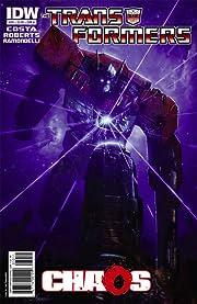 Transformers (2010-2011) #30