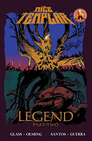 The Mice Templar Vol. 4.2: Legend