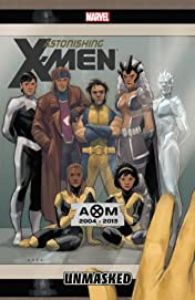 Astonishing X-Men: Unmasked