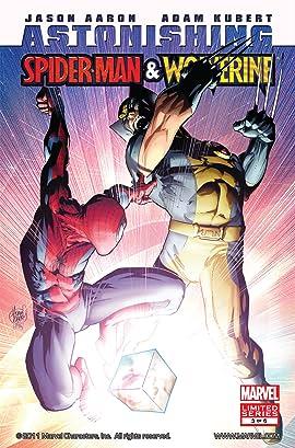 Astonishing Spider-Man & Wolverine #3 (of 6)