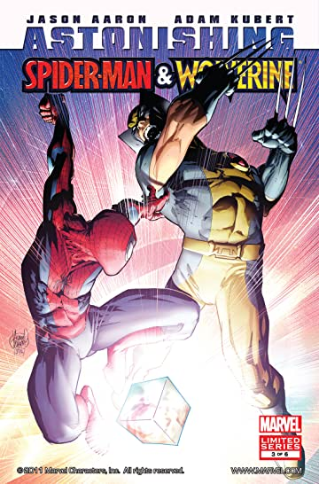 Astonishing Spider-Man & Wolverine #3 (of 6)