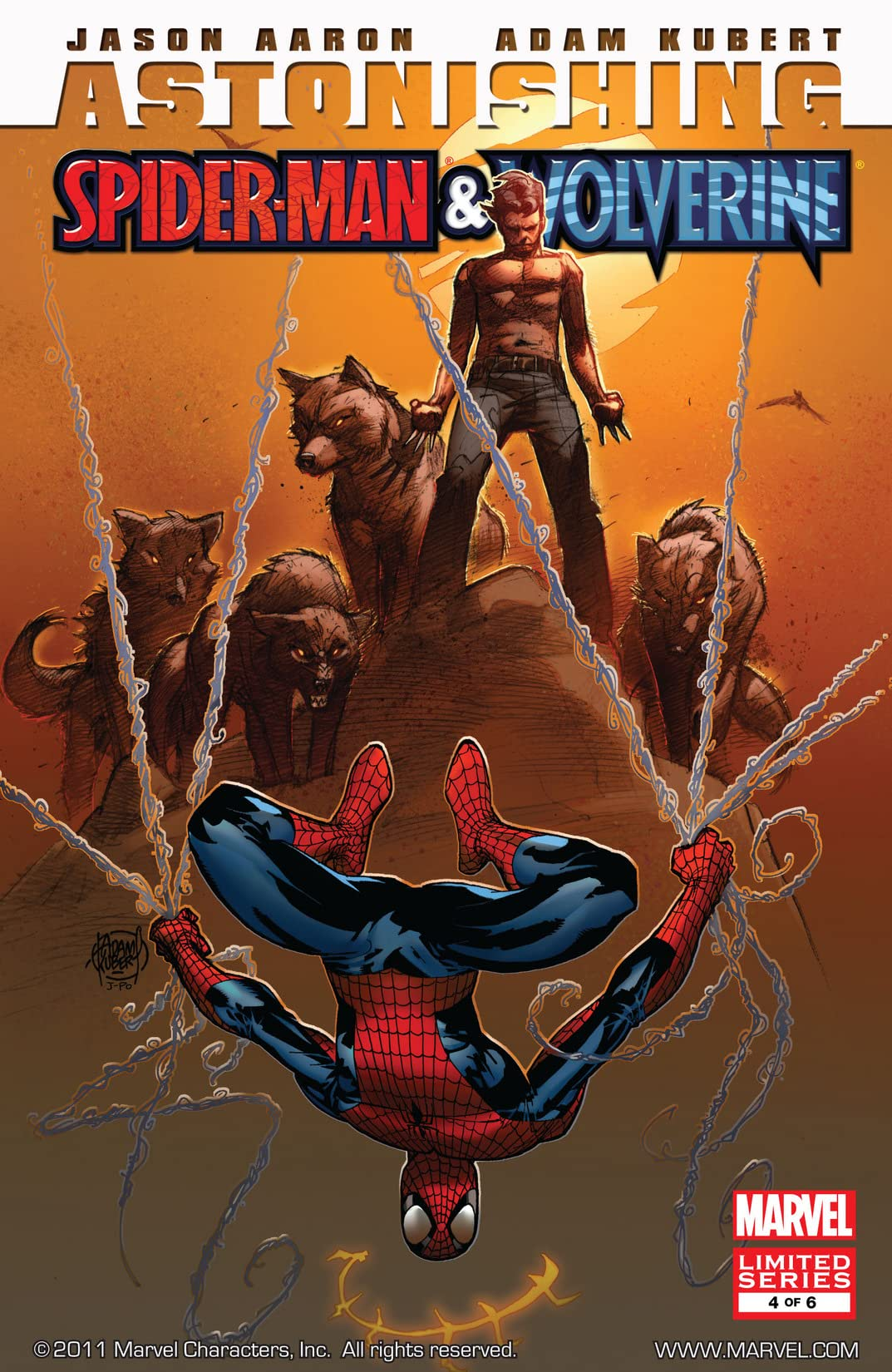 Astonishing Spider-Man & Wolverine #4 (of 6)