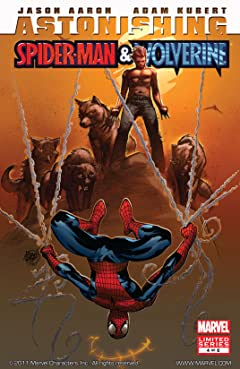 Astonishing Spider-Man & Wolverine #4 (of 6)