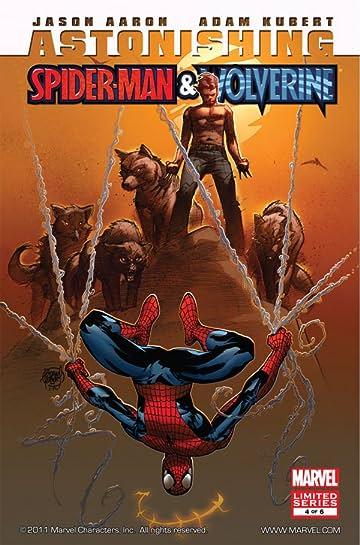 Astonishing Spider-Man & Wolverine #4 (of 0)