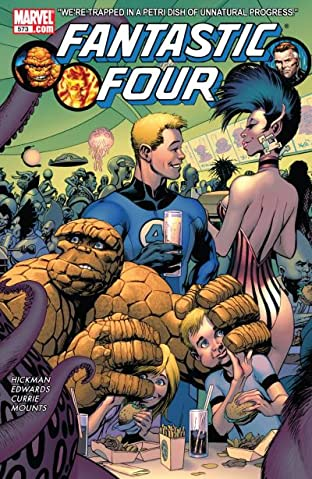 Fantastic Four (1998-2012) No.573
