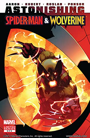 Astonishing Spider-Man & Wolverine #6 (of 6)
