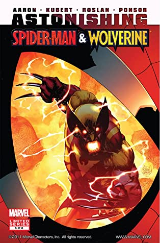 Astonishing Spider-Man & Wolverine #6