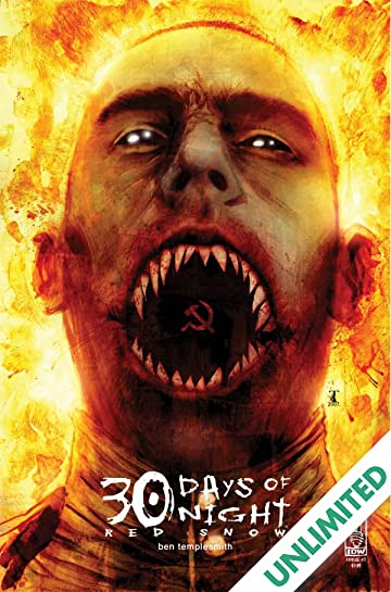 30 Days Of Night Red Snow 3 Comics By Comixology
