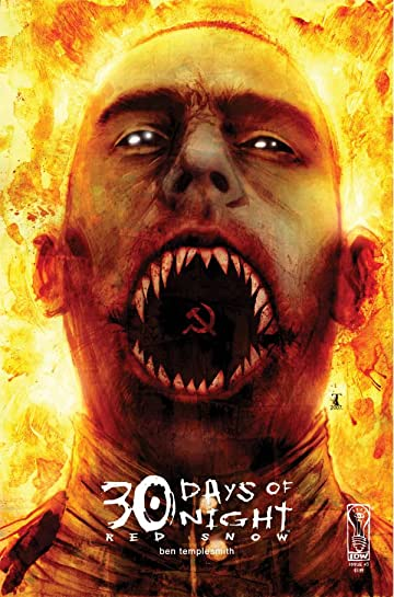 30 Days of Night: Red Snow #3