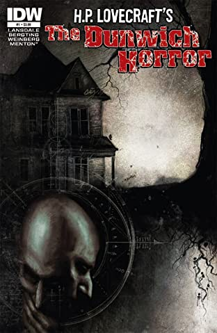 HP Lovecraft: The Dunwich Horror No.1 (sur 4)
