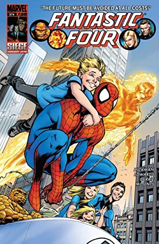 Fantastic Four (1998-2012) No.574