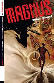 Magnus: Robot Fighter #9: Digital Exclusive Edition