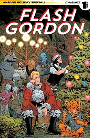 Flash Gordon Holiday Special: Digital Exclusive Edition