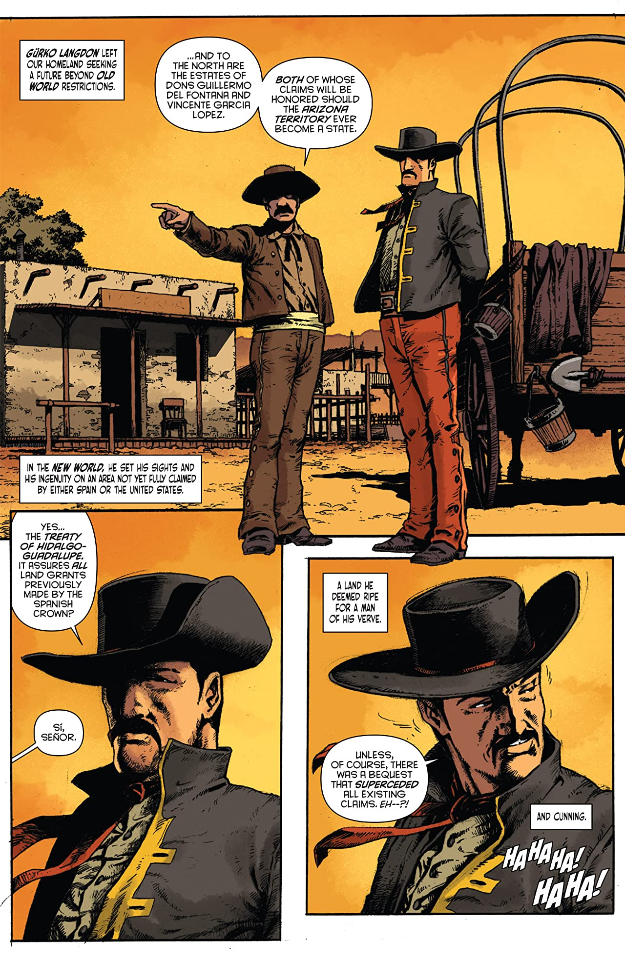 Django/Zorro #2 (of 7): Digital Exclusive Edition