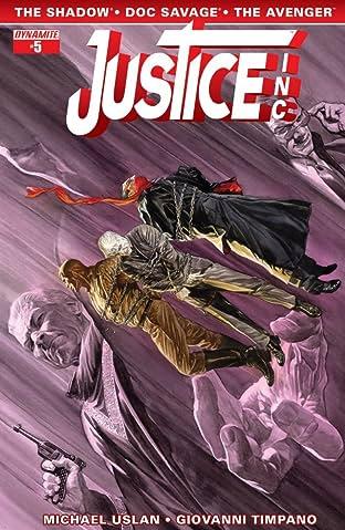Justice, Inc. No.5 (sur 6): Digital Exclusive Edition