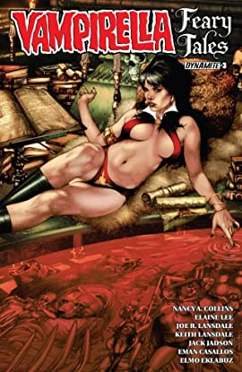 Vampirella: Feary Tales #3 (of 5): Digital Exclusive Edition