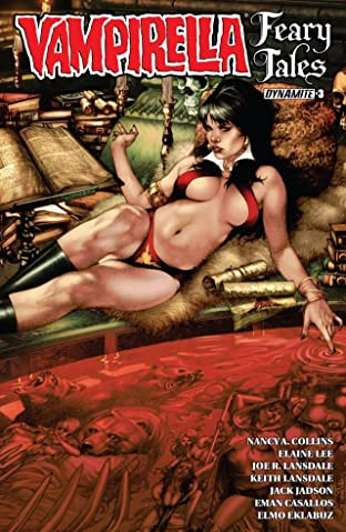 Vampirella: Feary Tales #3 (of 5): Digital Exclusive Edition