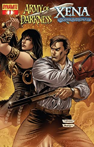 Army of Darkness/Xena: Warrior Princess - Why Not? No.1 (sur 4)