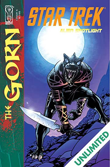 Star Trek: Alien Spotlight - Gorn