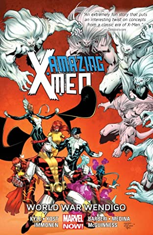 Amazing X-Men Vol. 2: World War Wendigo