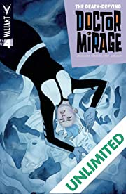 The Death-Defying Dr. Mirage (2014) #4 (of 5): Digital Exclusives Edition
