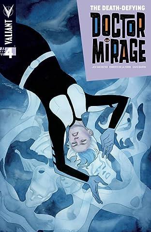 The Death-Defying Dr. Mirage (2014) No.4 (sur 5): Digital Exclusives Edition