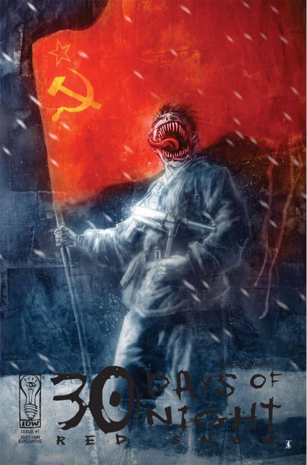 30 Days of Night: Red Snow #1