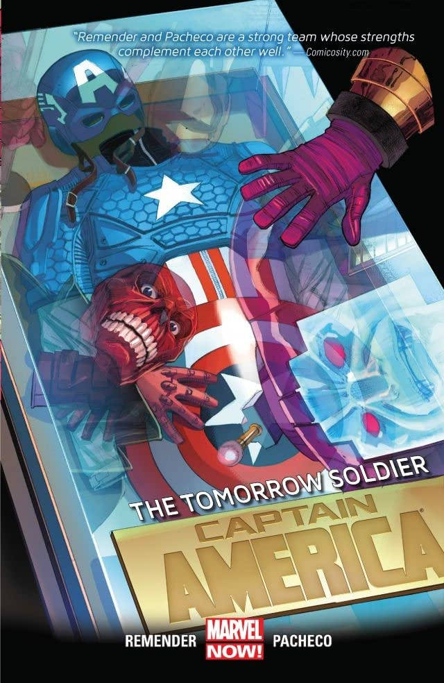 Captain America Vol. 5: The Tomorrow Soldier