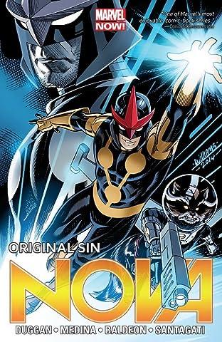 Nova Tome 4: Original Sin