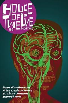 House of Twelve Monthly #1