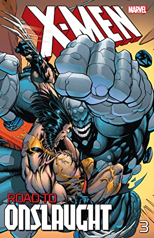 X-Men: The Road To Onslaught Vol. 3