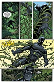 Black Panther: Little Green Men