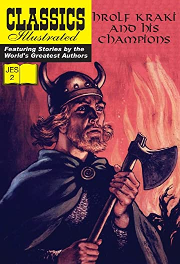 Classics Illustrated JES #2: Hrolf Kraki and his Champions