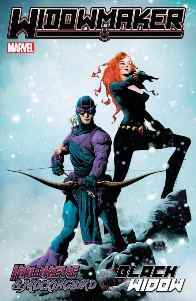 Hawkeye and Mockingbird/Black Widow: Widowmaker