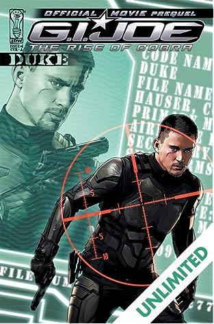 G.I. Joe: The Rise of Cobra Official Movie Prequel #1