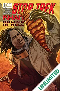 Star Trek: Khan - Ruling in Hell #3