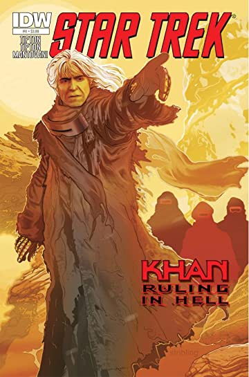 Star Trek: Khan - Ruling in Hell #4