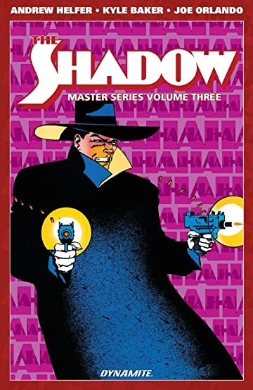 The Shadow Master Series Vol. 3