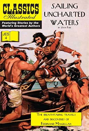 Classics Illustrated JES #4: Sailing Uncharted Waters