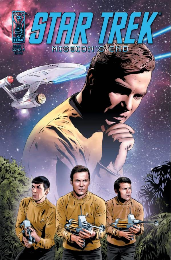 Star Trek: Mission's End #1