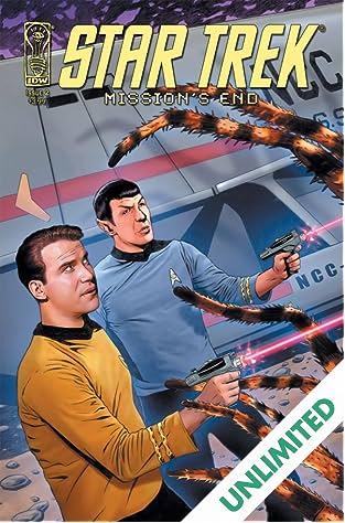 Star Trek: Mission's End #2