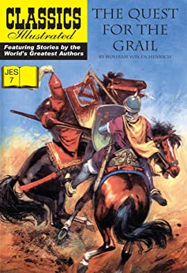 Classics Illustrated JES #7: The Quest for the Grail