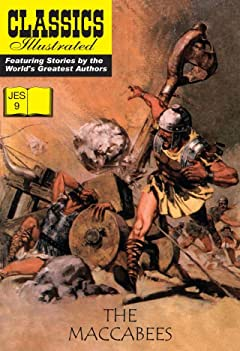 Classics Illustrated JES #9: The Maccabees