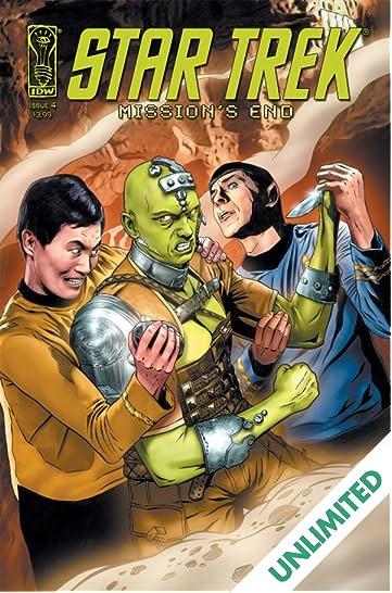 Star Trek: Mission's End #4